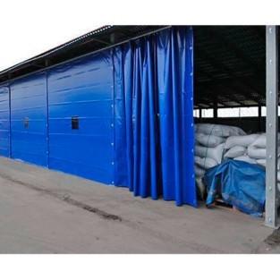 Завеса 2 х 5 м из пвх ( утепленная )